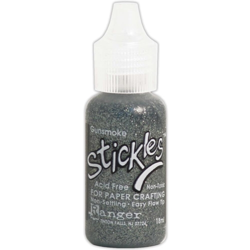 Ranger Stickles GUNSMOKE Glitter Glue SGG46318 Preview Image