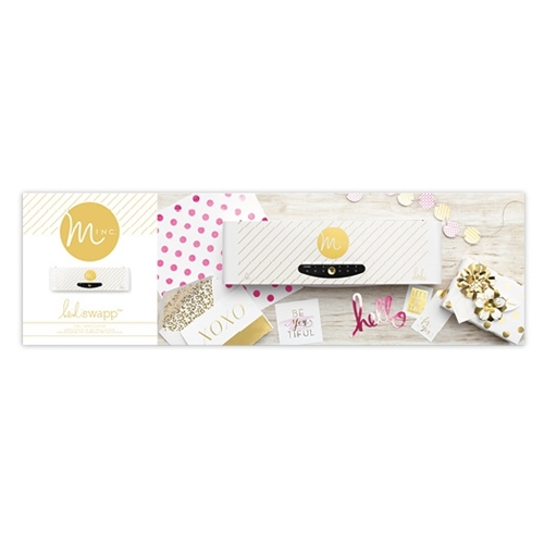 Heidi Swapp MINC FOIL APPLICATOR AND STARTER KIT US Machine 370124 Preview Image
