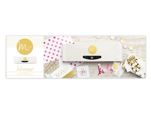Heidi Swapp MINC FOIL APPLICATOR AND STARTER KIT US Machine 370124 zoom image