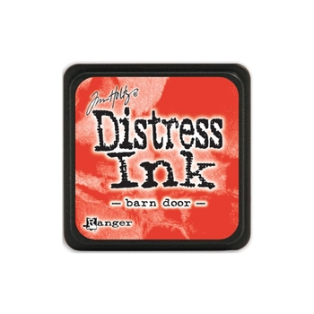 Tim Holtz Distress Mini Ink Pad BARN DOOR Ranger TDP39853