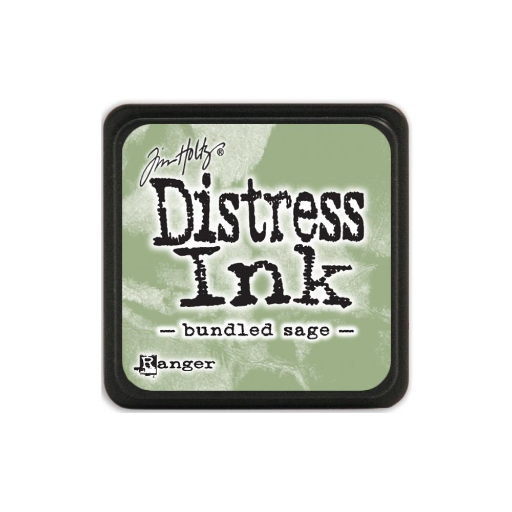 Tim Holtz Distress Mini Ink Pad BUNDLED SAGE Ranger TDP39891 zoom image