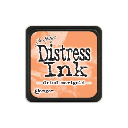 Tim Holtz Distress Mini Ink Pad DRIED MARIGOLD Ranger TDP39921 Preview Image