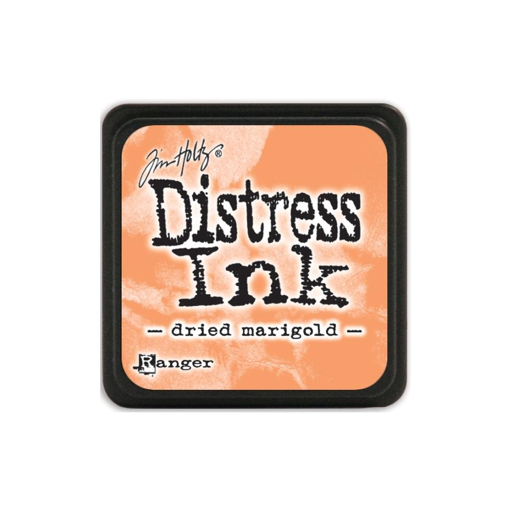 Tim Holtz Distress Mini Ink Pad DRIED MARIGOLD Ranger TDP39921 zoom image