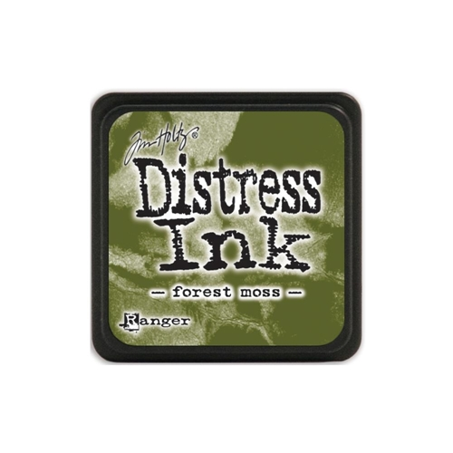 Tim Holtz Distress Mini Ink Pad FOREST MOSS Ranger TDP39983 Preview Image