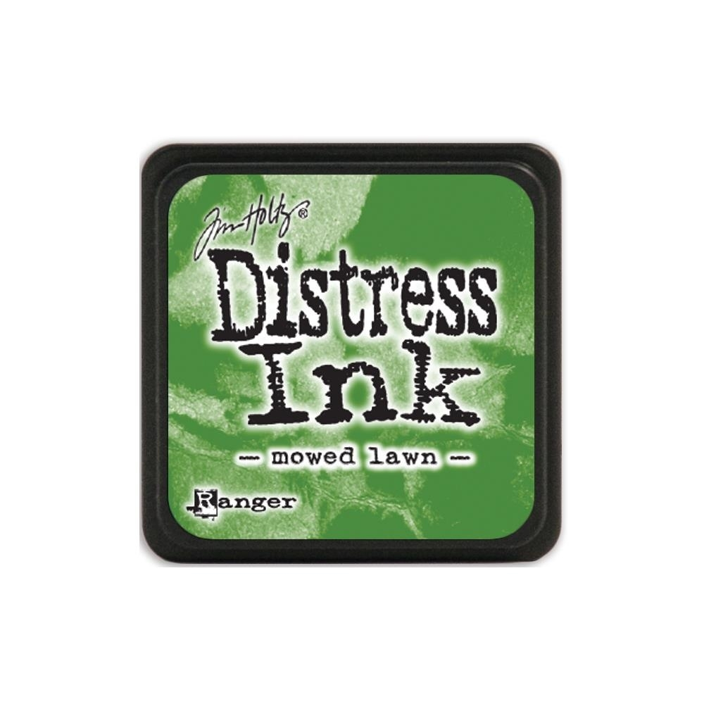 Tim Holtz Distress Mini Ink Pad MOWED LAWN Ranger TDP40033 zoom image
