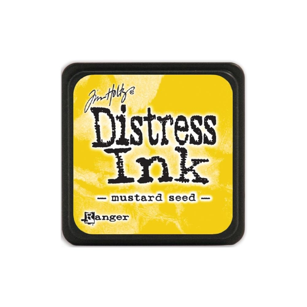 Tim Holtz Distress Mini Ink Pad MUSTARD SEED Ranger TDP40040 zoom image