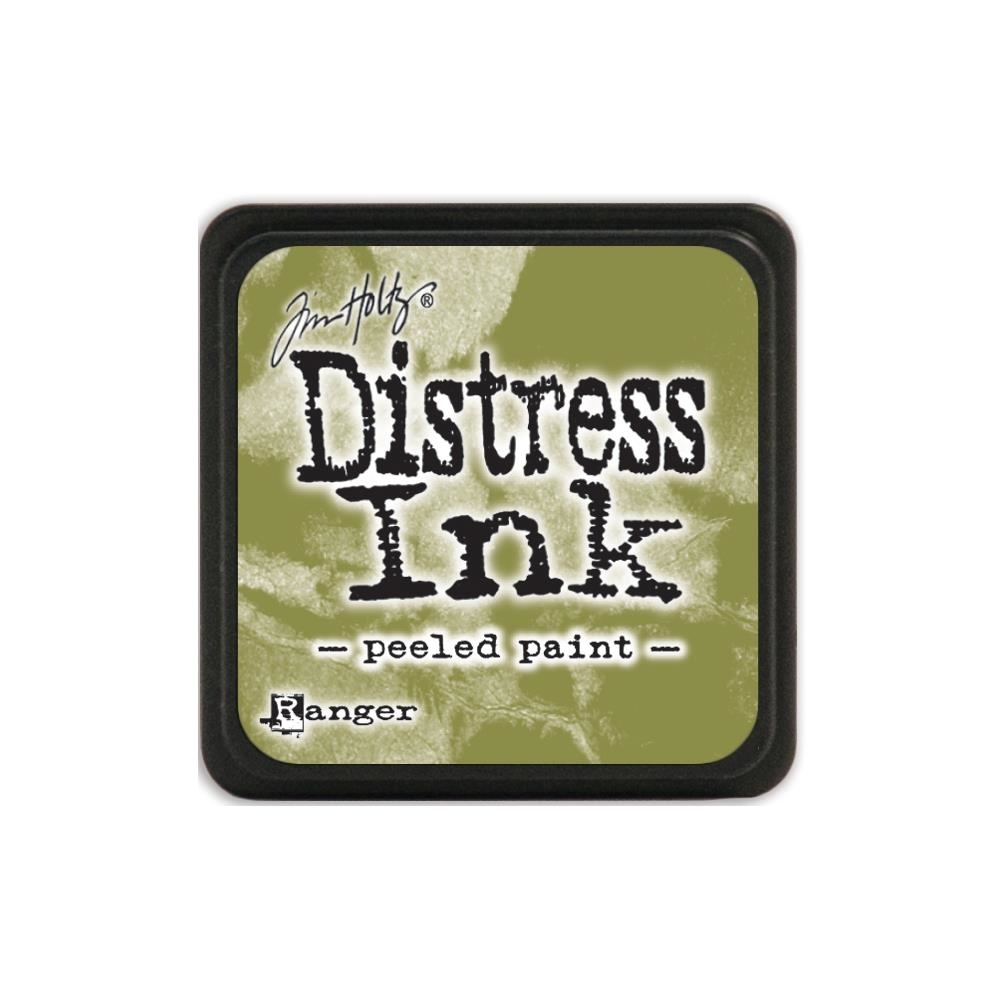 Tim Holtz Distress Mini Ink Pad PEELED PAINT Ranger TDP40071 zoom image