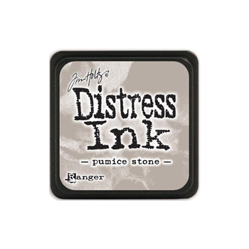 Tim Holtz Distress Mini Ink Pad PUMICE STONE Ranger TDP40101