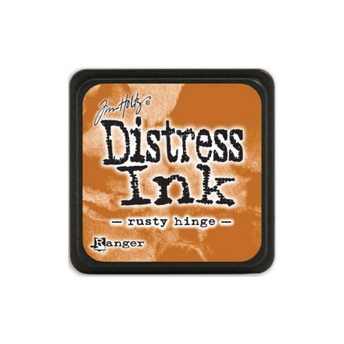 Tim Holtz Distress Mini Ink Pad RUSTY HINGE Ranger TDP40125 Preview Image