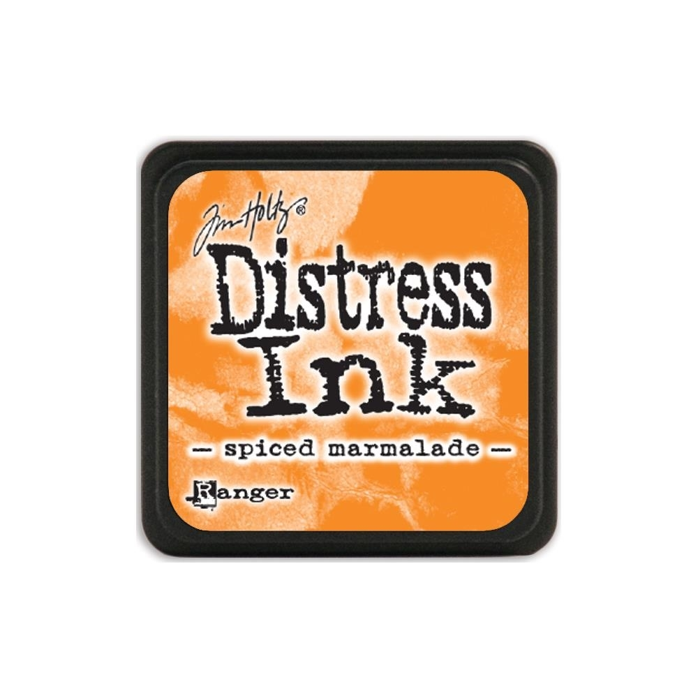 Tim Holtz Distress Mini Ink Pad SPICED MARMALADE Ranger TDP40187 zoom image