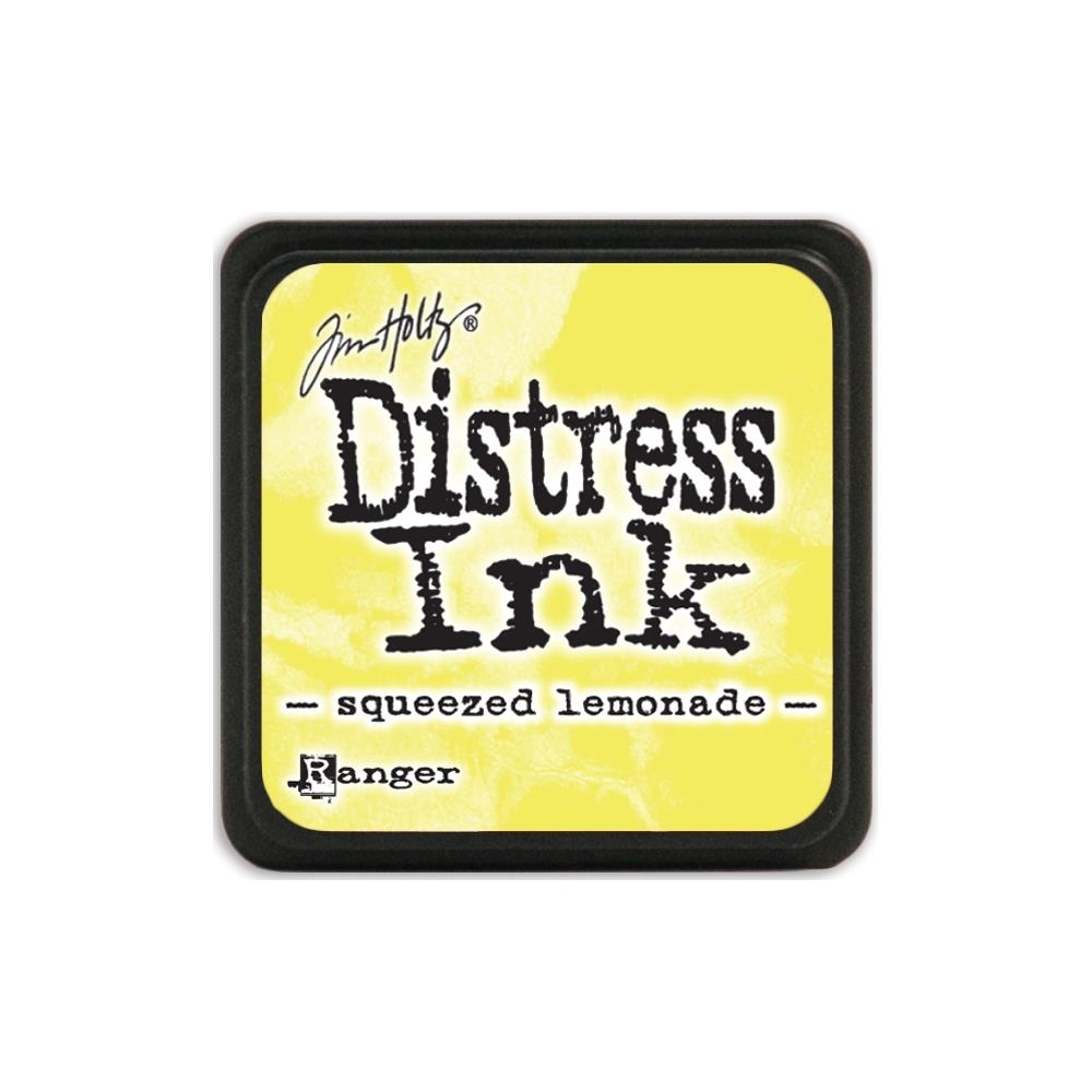 Tim Holtz Distress Mini Ink Pad SQUEEZED LEMONADE Ranger TDP40200 zoom image