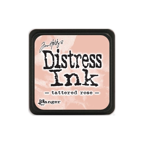 Tim Holtz Distress Mini Ink Pad TATTERED ROSE Ranger TDP40224 Preview Image