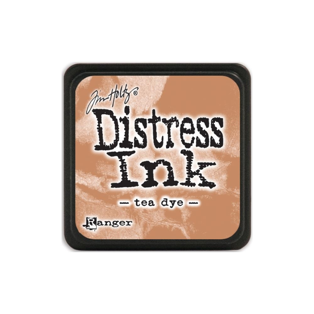 Tim Holtz Distress Mini Ink Pad TEA DYE Ranger TDP40231 zoom image