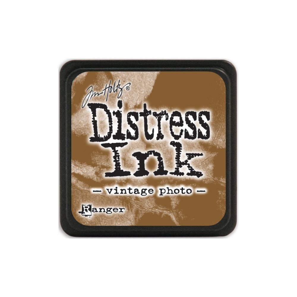 Tim Holtz Distress Mini Ink Pad VINTAGE PHOTO Ranger TDP40262 zoom image
