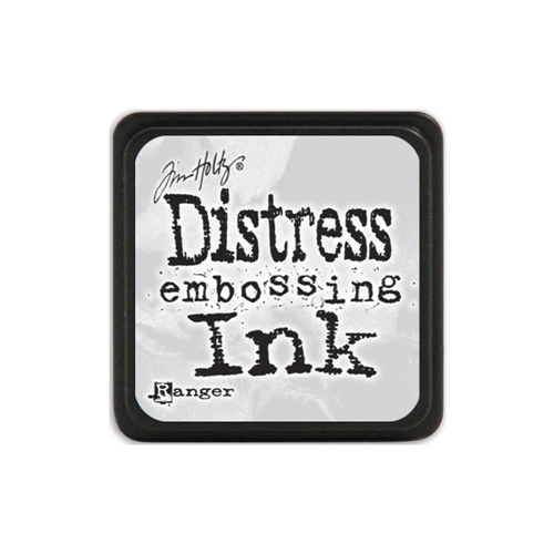 Tim Holtz Distress Mini Ink Pad EMBOSSING Ranger TDP45106 Preview Image