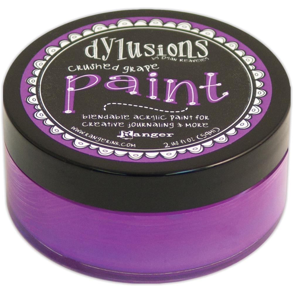 Ranger Dylusions Paint CRUSHED GRAPE DYP45960 zoom image