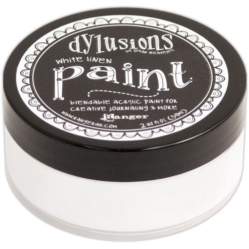 Ranger Dylusions Paint WHITE LINEN DYP46059 Preview Image