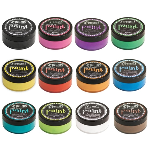 Ranger Dylusions PAINT SET OF 12 DYPRI12* Preview Image