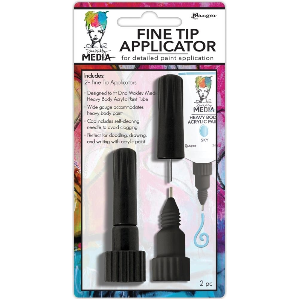 Dina Wakley Ranger FINE TIP Paint APPLICATOR MDA44758 * zoom image