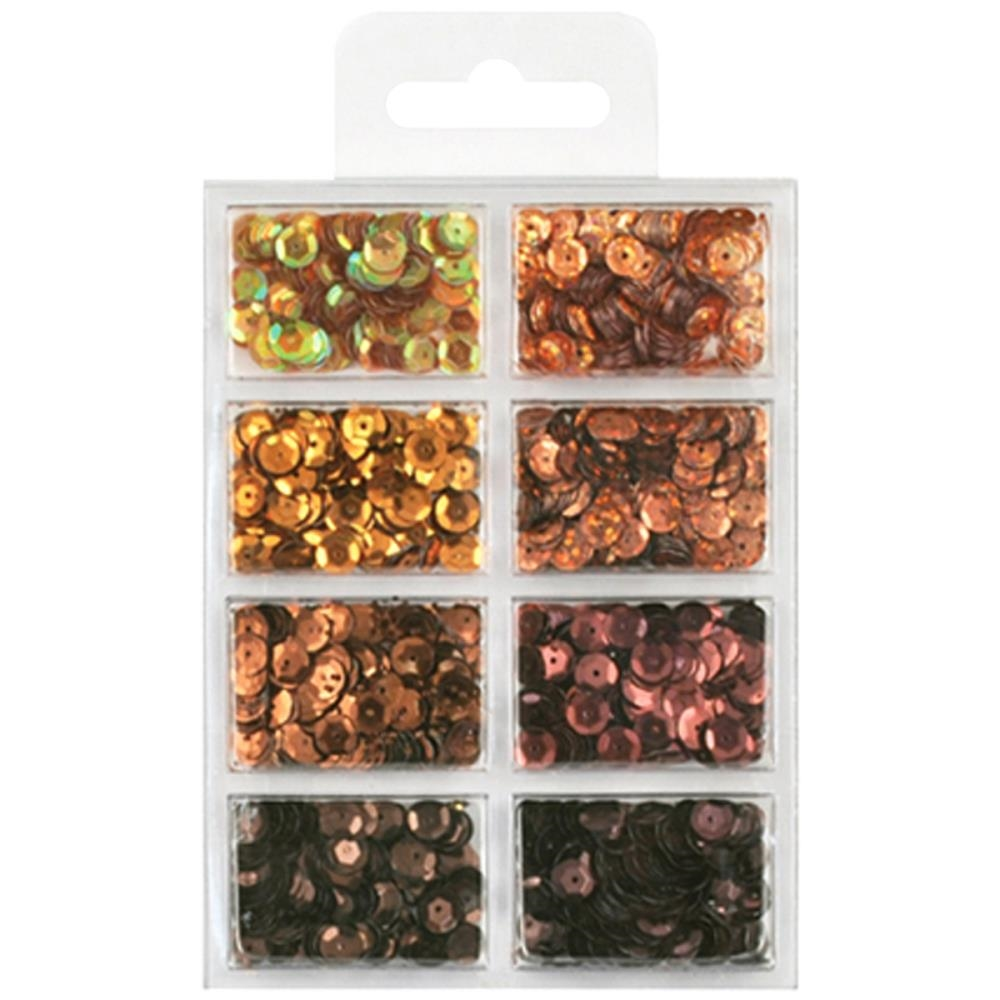 Cup Sequins BOX OF CHOCOLATE GC457B zoom image