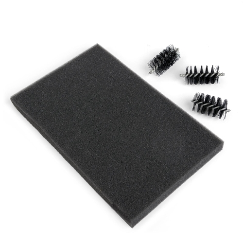 Sizzix REPLACEMENT BRUSH HEADS AND FOAM PAD For Wafer Thin Dies 660514 Preview Image