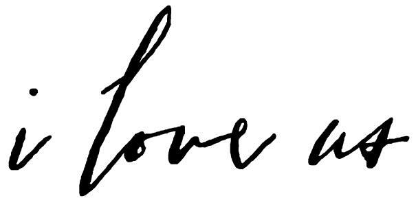 Tim Holtz Rubber Stamp WRITTEN I LOVE US Stampers Anonymous E2-2581 zoom image