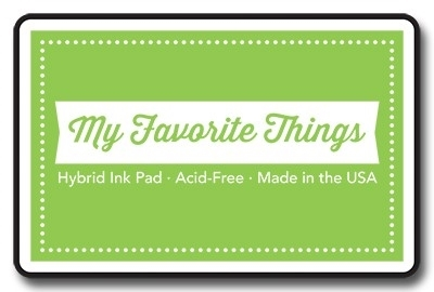 My Favorite Things GREEN ROOM Hybrid Ink Pad MFT 00531 zoom image