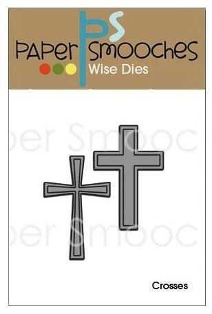 Paper Smooches CROSSES Wise Dies FBD196 Preview Image