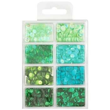 Cup Sequins GO GREEN GC457C
