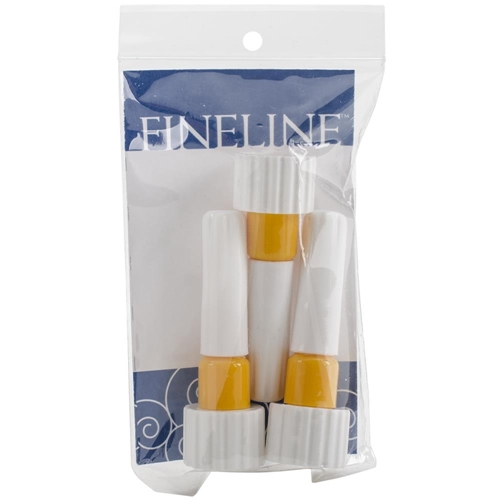 Fineline Applicators 20 Gauge Dispensing Tip 18/410 CAP 3 Pkg 5555 Preview Image