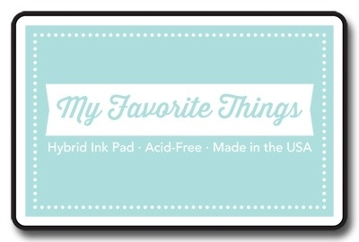 My Favorite Things SUMMER SPLASH Hybrid Ink Pad MFT 05354 Preview Image