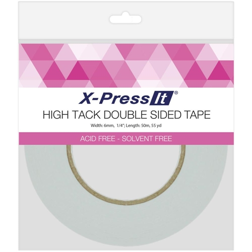 Copic Marker X-Press It High Tack Double Sided TISSUE TAPE 1/4 X 55 Yards DSH6 Preview Image
