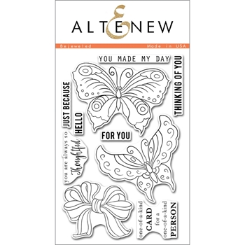 Altenew BEJEWELED Clear Stamp Set ALT1049*