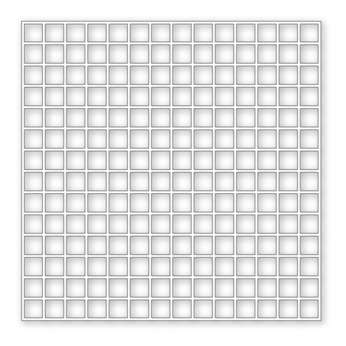 Simon Says Stamp Stencil GRID ssst121372 Hop To It Preview Image