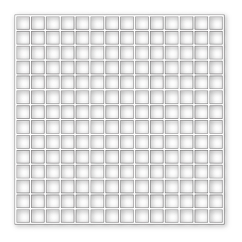 Simon Says Stamp Stencil GRID ssst121372 Hop To It