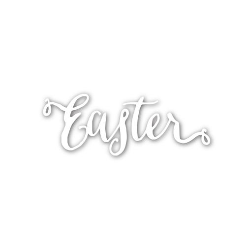 Simon Says Stamp EASTER Wafer Die sssd111445 Hop To It Preview Image