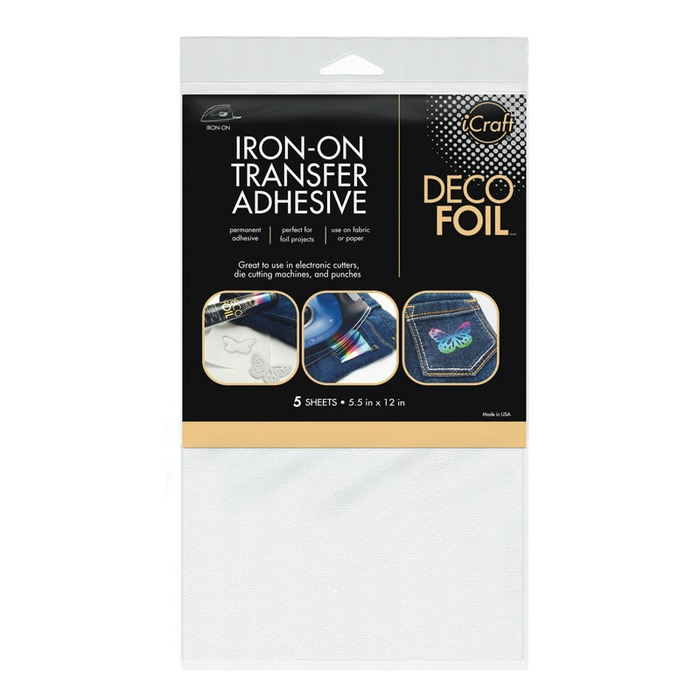Therm O Web HOT MELT ADHESIVE Deco Foil Iron On 03370 zoom image