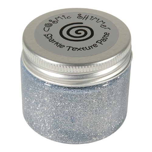 Cosmic Shimmer SILVER MOON Sparkle Texture Paste 906468 zoom image