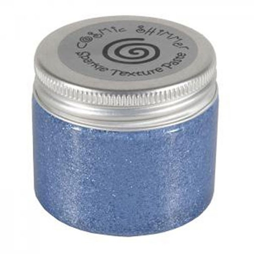 Cosmic Shimmer PERIWINKLE Sparkle Texture Paste 907632 Preview Image