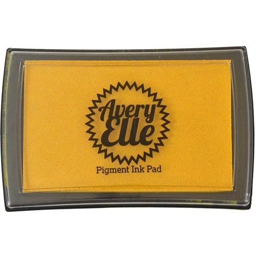 Avery Elle MUSTARD SEED Pigment Ink Pad I-13-26 Preview Image
