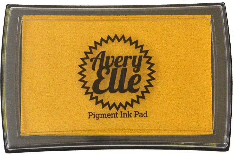 Avery Elle MUSTARD SEED Pigment Ink Pad I-13-26 zoom image