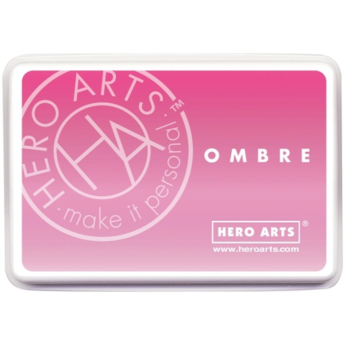 Hero Arts Ombre PINK TO RED Ink Pad AF306 Preview Image