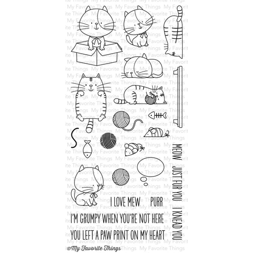 My Favorite Things I KNEAD YOU Clear Stamps BB14 Preview Image