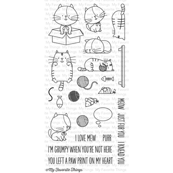 My Favorite Things I KNEAD YOU Clear Stamps BB14