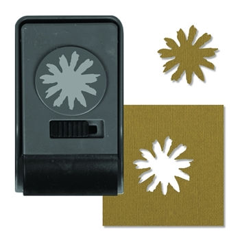 Tim Holtz Sizzix DAISY FLOWER Large Paper Punch 660173