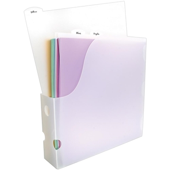 Advantus TABBED DIVIDERS WITH LABELS Storage Studios CH92601