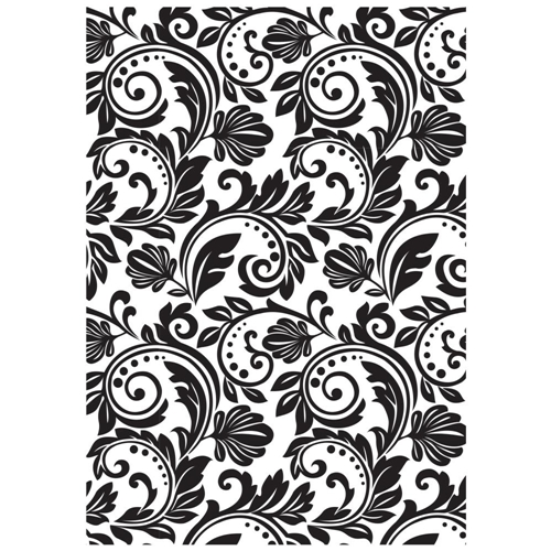 Kaisercraft FLOURISH Embossing Folder 5 x 7 Inches EF206 Preview Image