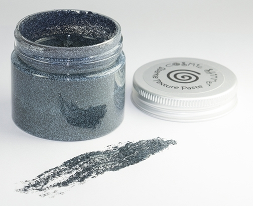 Cosmic Shimmer MIDNIGHT Sparkle Texture Paste 907441 zoom image