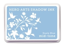 Hero Arts Shadow Ink Pad DUSTY BLUE AF314 Preview Image
