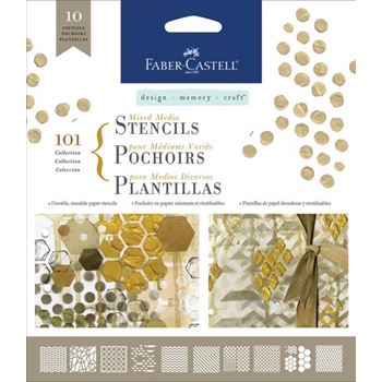 Faber-Castell GRAPHICS Stencil Set 770600*